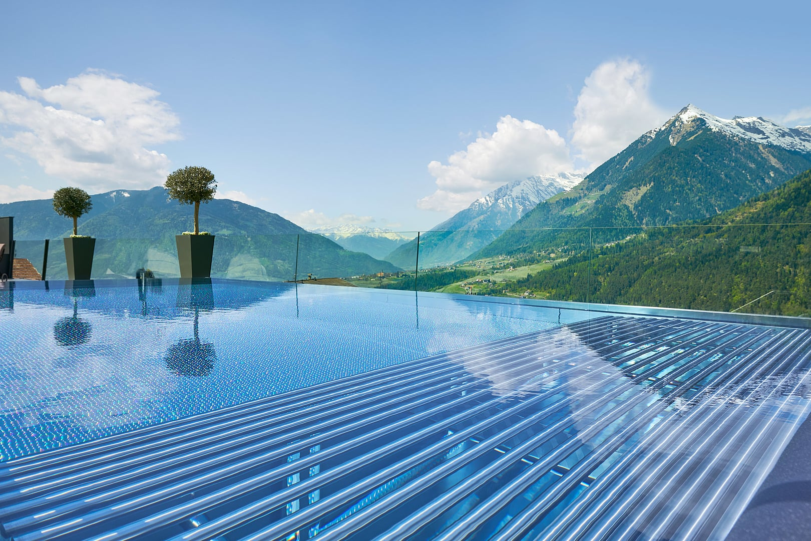 Sonnenparadies - Infinity-Pool
